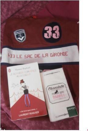 N°433 Le sac de la Gironde : de ACT à Jeanine