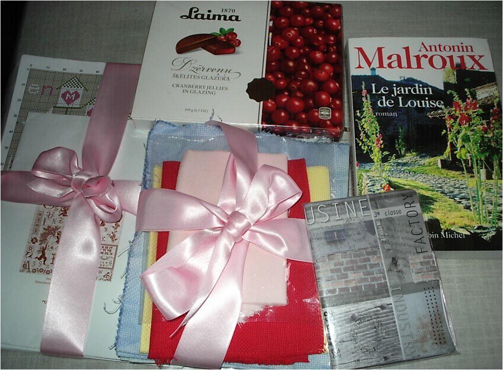 N°333 Le sac du visiteur : pour Anne-Marie