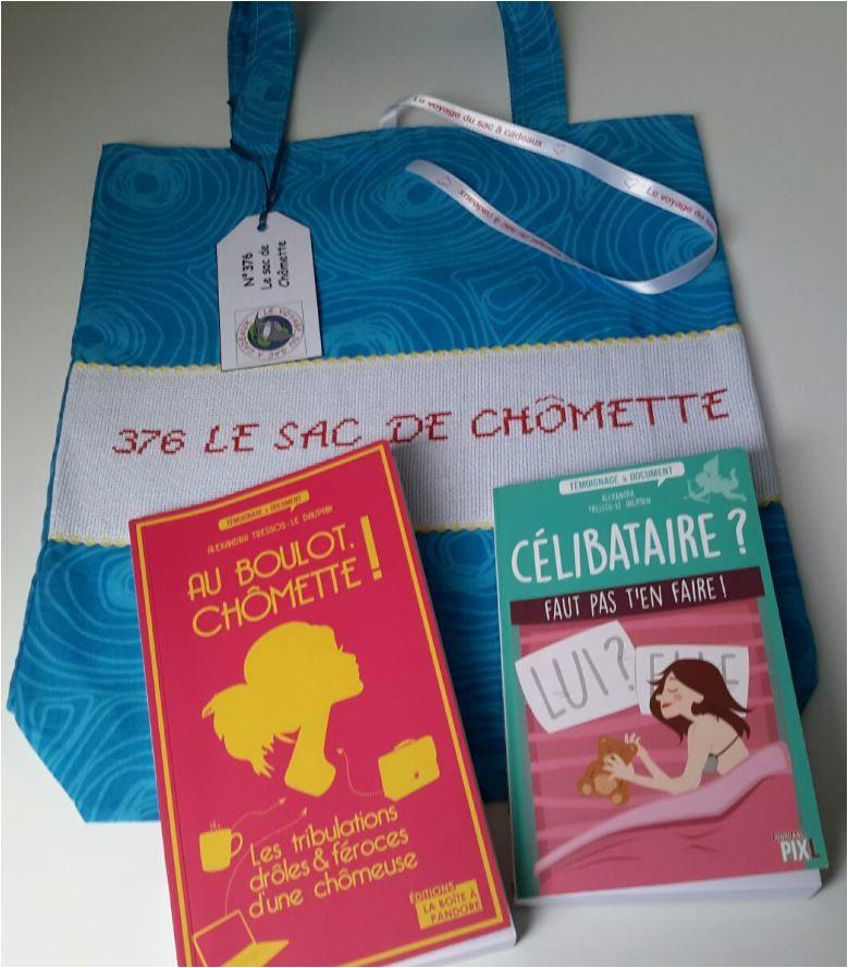 N°376 Le sac de Chômette : Mission N°4