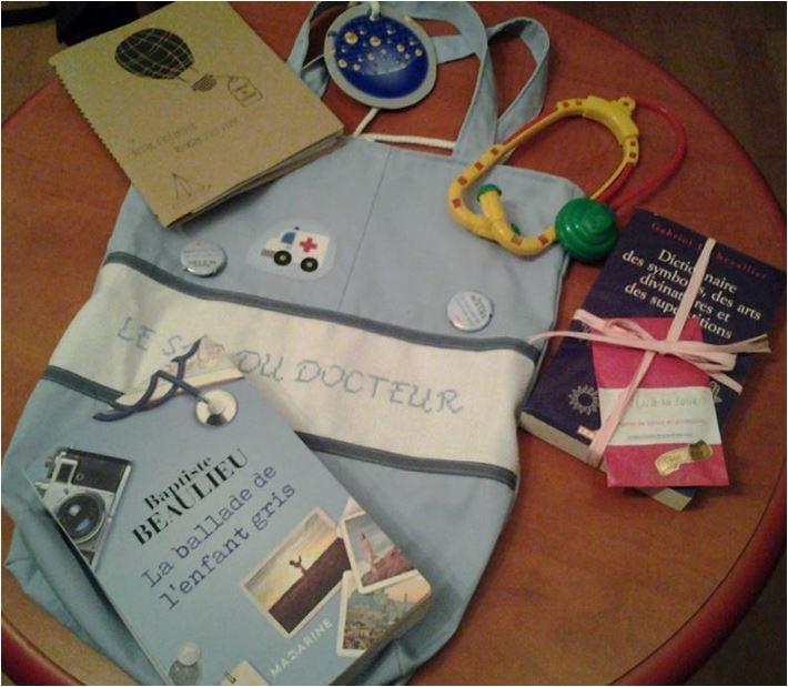 N°375 Le sac du docteur : voyage N°6