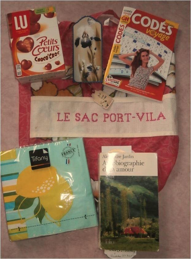 N°237 Le sac Port-Vila : pour Mélina
