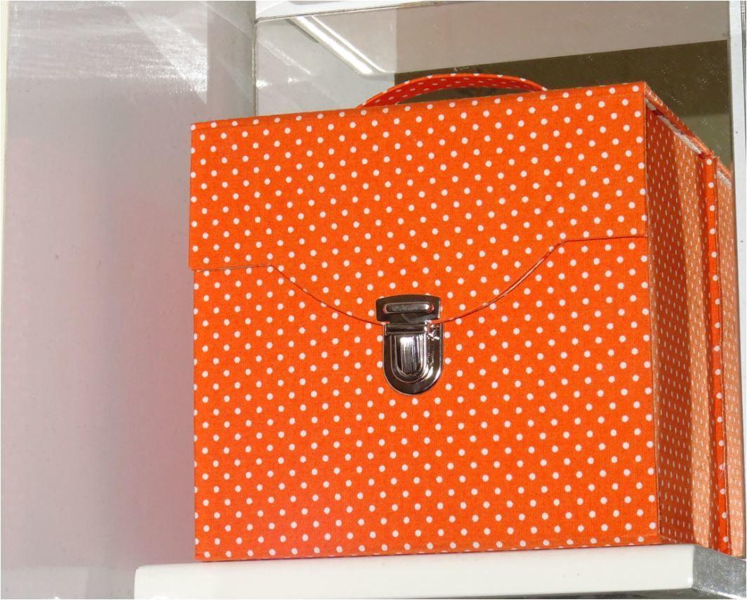 N°95 Le sac qui cartonne : 34ème voyage