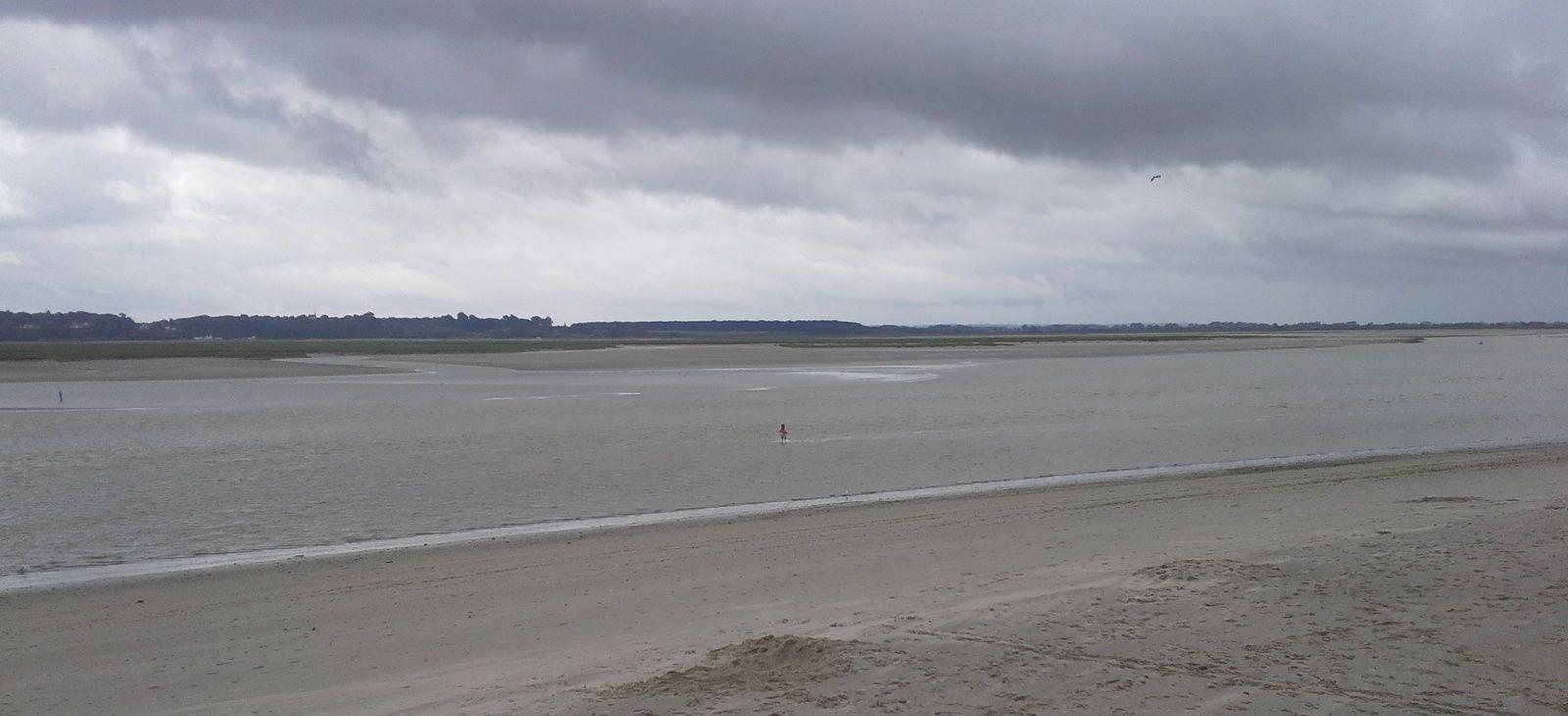 Voyage en baie de Somme.