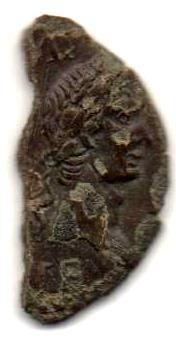 Dupondius (et fractions) de Nîmes.