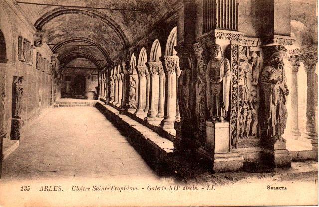 Arles autrefois.