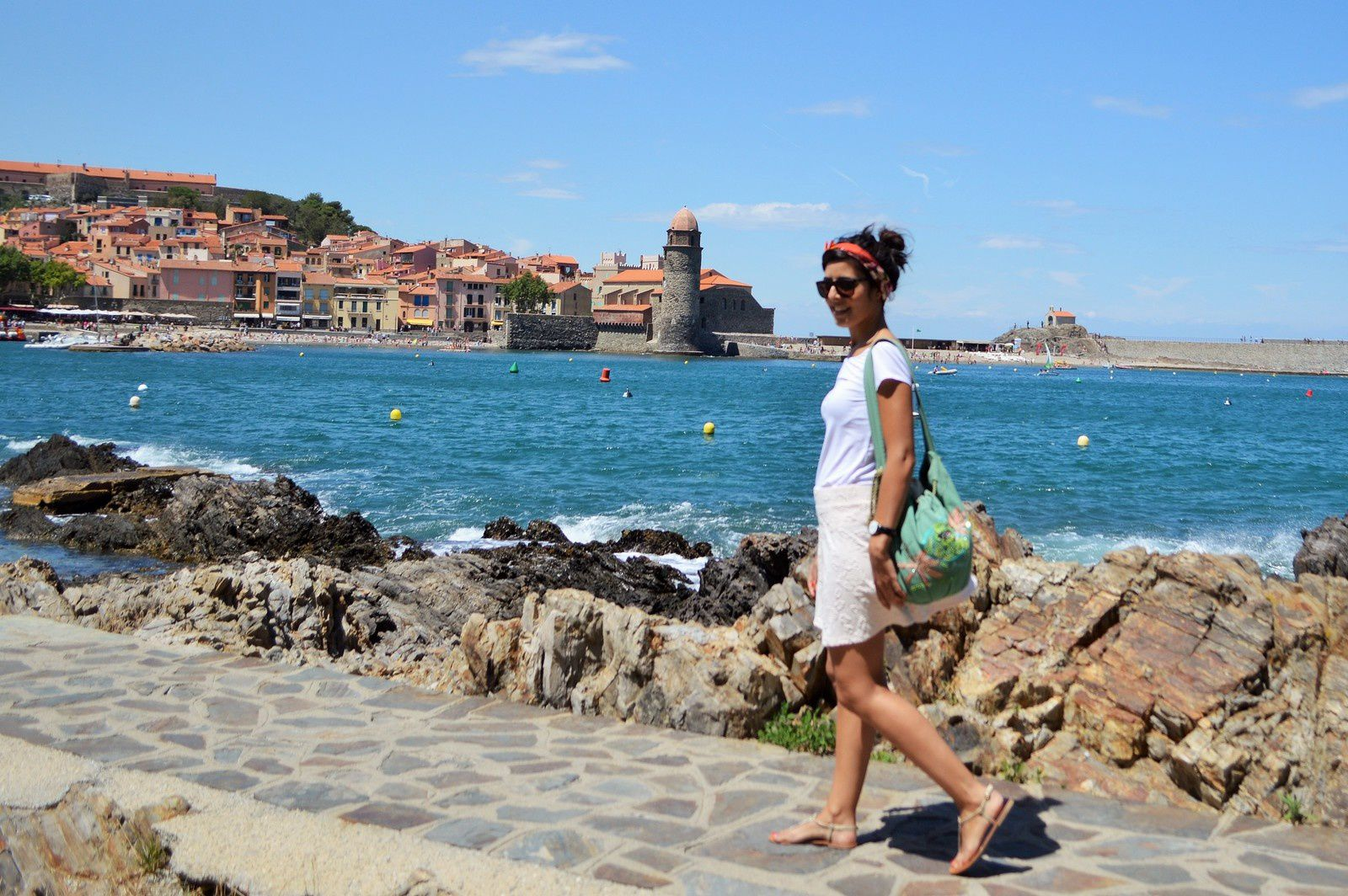 From Collioure with love.