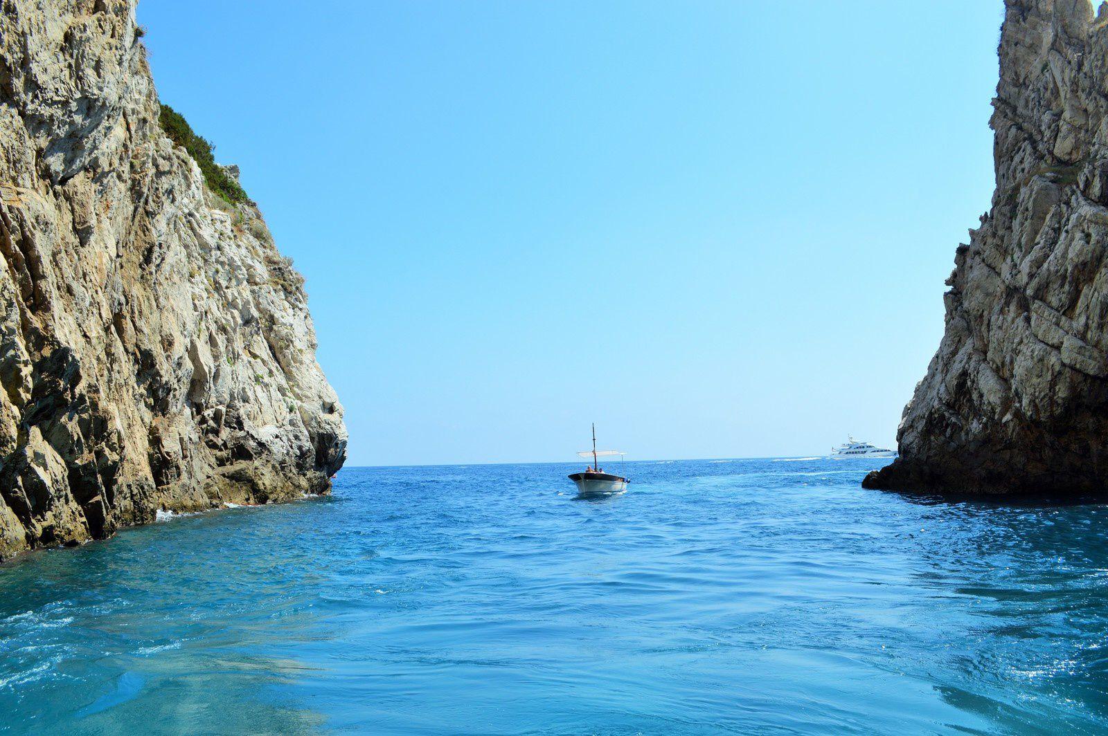Naples #3 : Ischia, Procida et Capri.