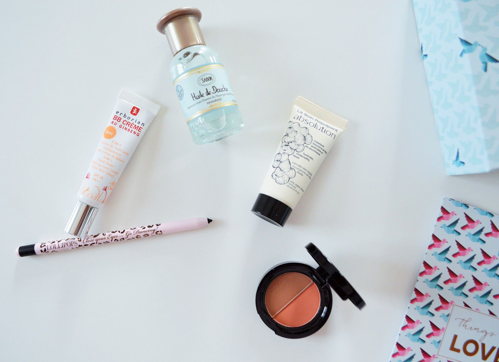 Birchbox de février : Things we love.