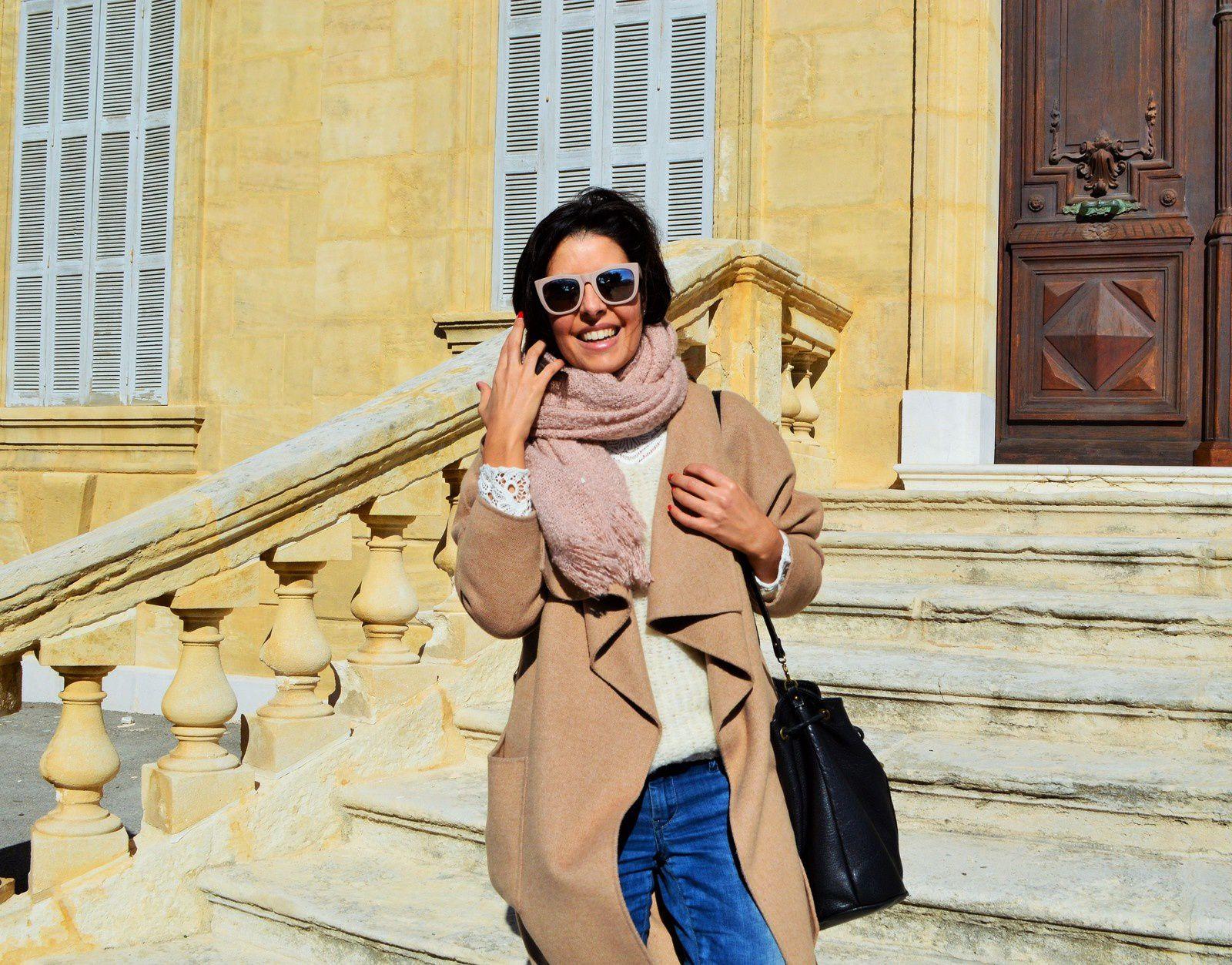 Photos prises au parc Valmer et au palais Longchamp
