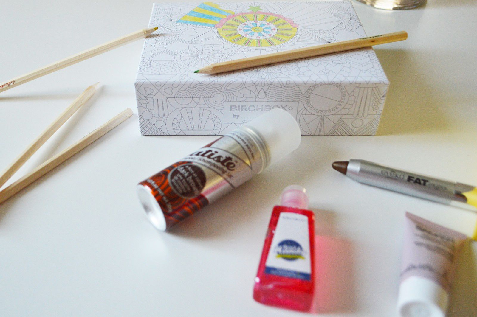 Birchbox : Mine de printemps.