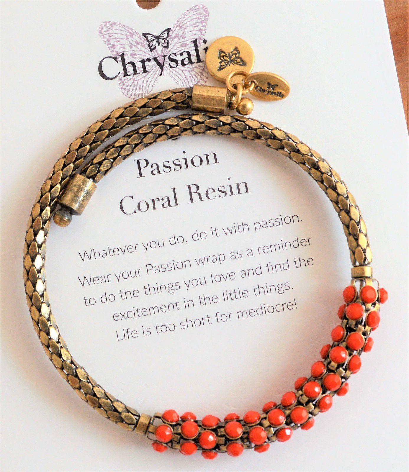 Coup de coeur bijoux : Chrysalis