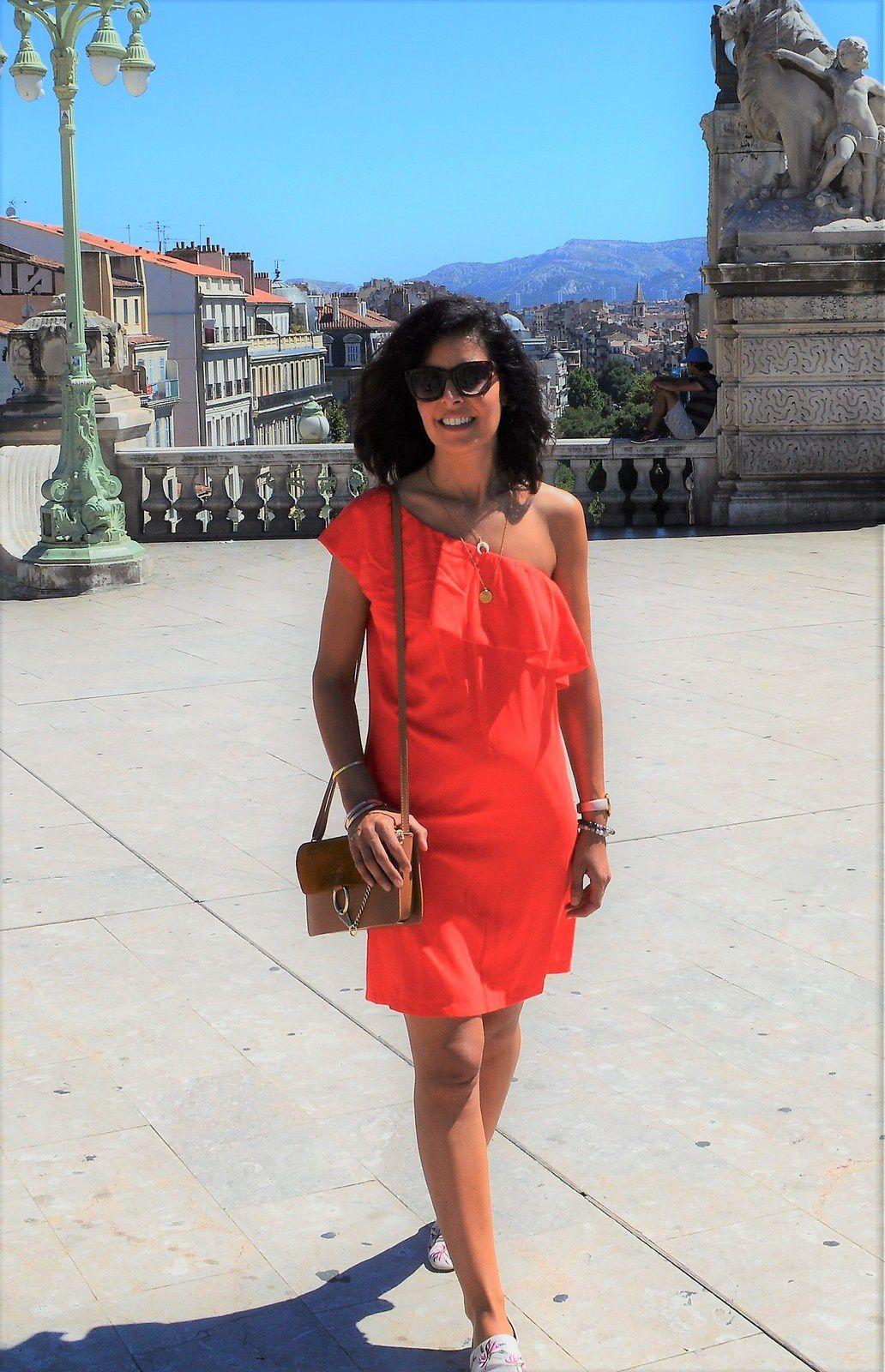 La robe rouge de l'année