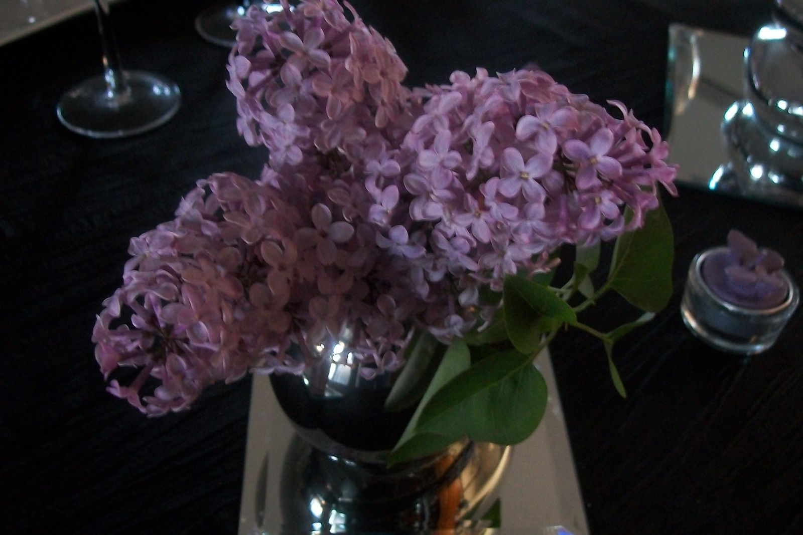 table lilas