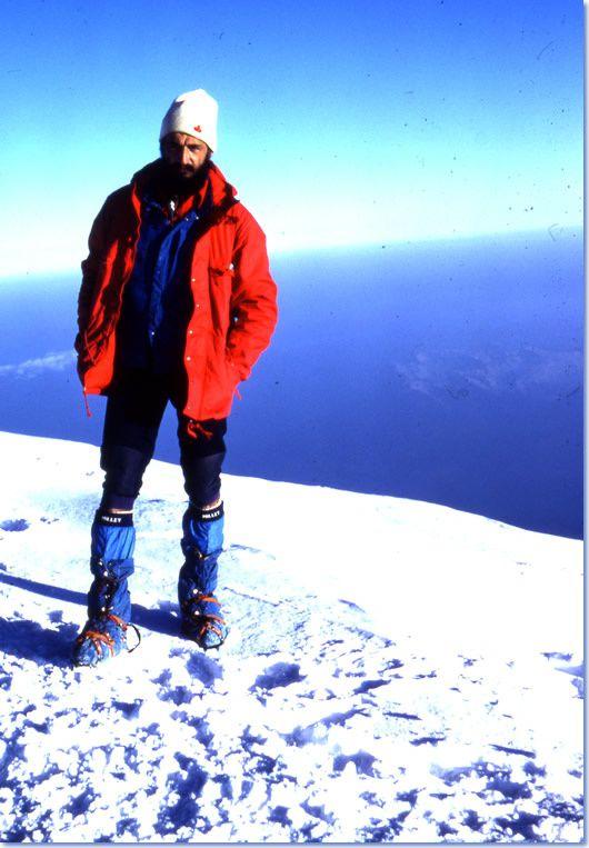 Le Mont Blanc passage obligé de l'alpinisme, ça n'empêche pas d'avoir l'éthique...