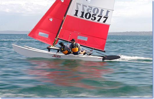 4735) C'est marrant, le catamaran…