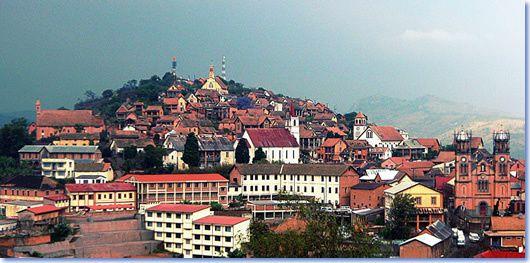 1215) La balade du dimanche : Fianarantsoa…