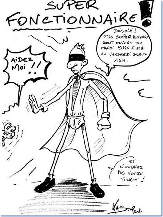 1249) Deux mondes différents (129) ? Fonctionnaires malgaches, comme la vache corse…