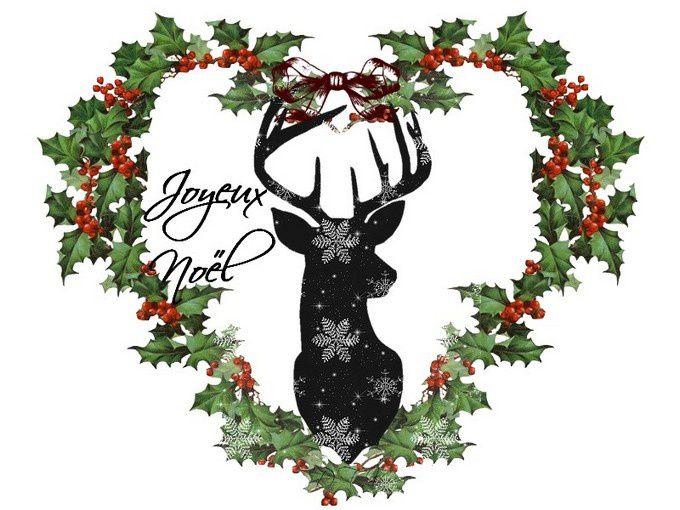 Joyeux Noel...auguri di buon Natale