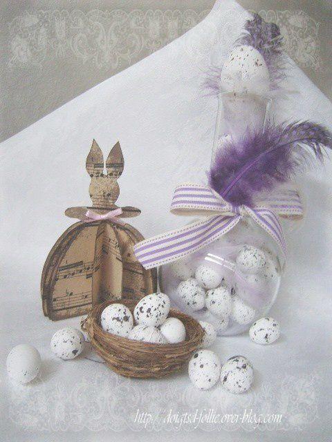 Lapinette de paques,cognilietta per Pasqua