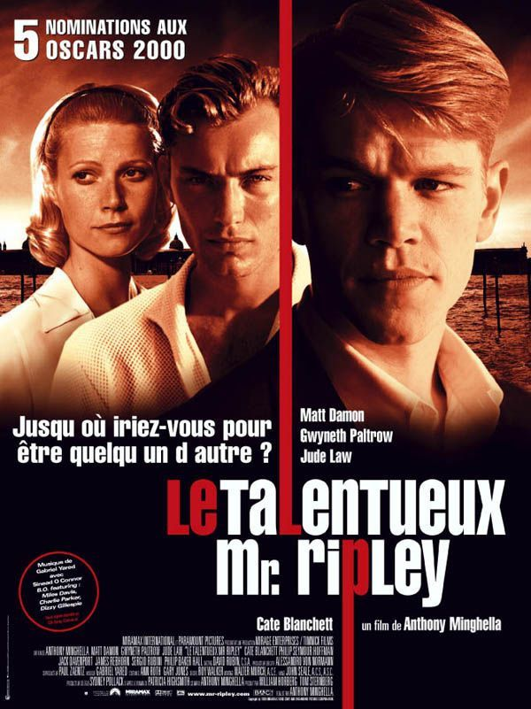 Le Talentueux M. Ripley : Un thriller so stressfull !
