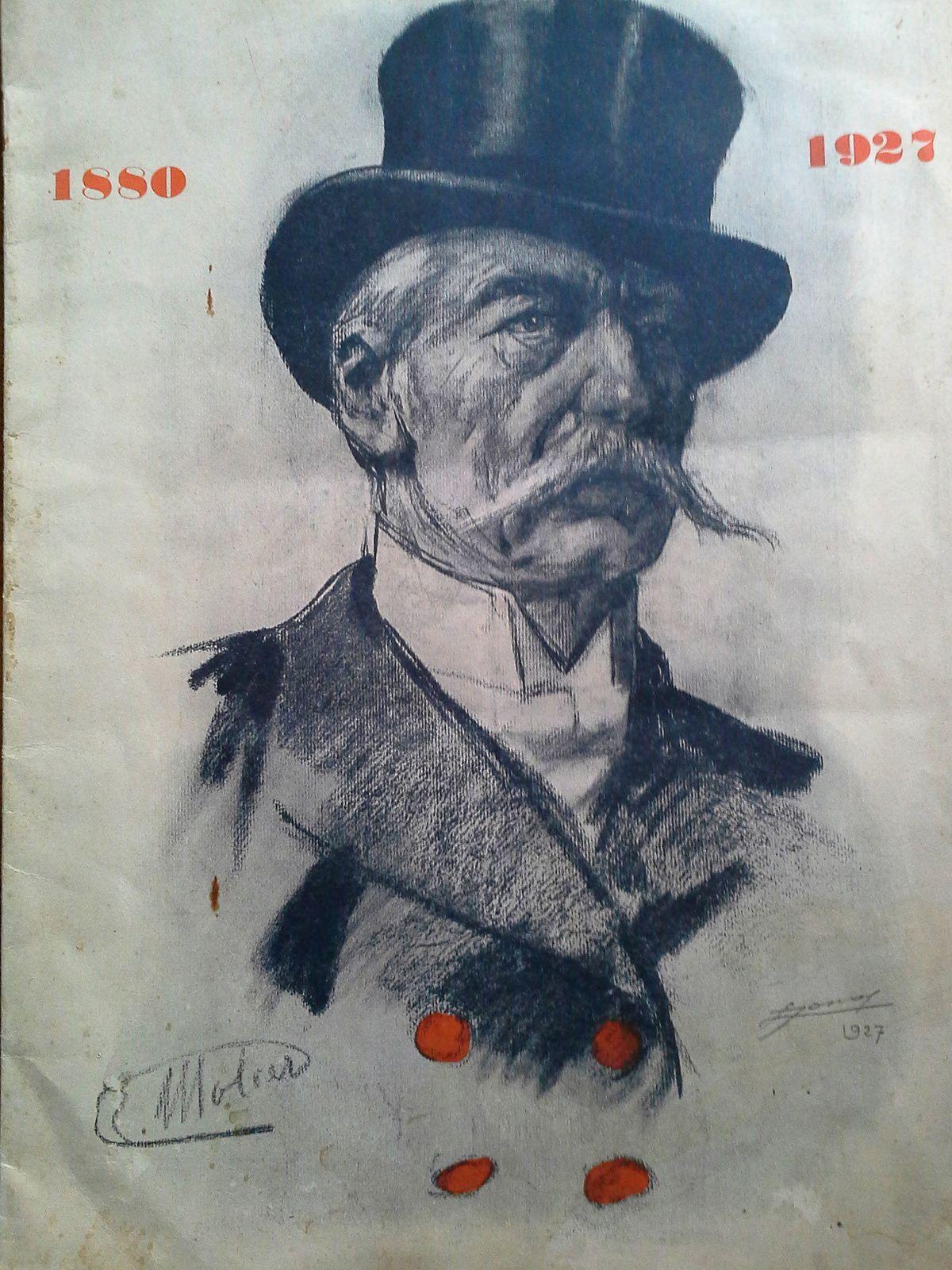 Il y a 90 ans, en 1927 un spectacle du cirque Molier,