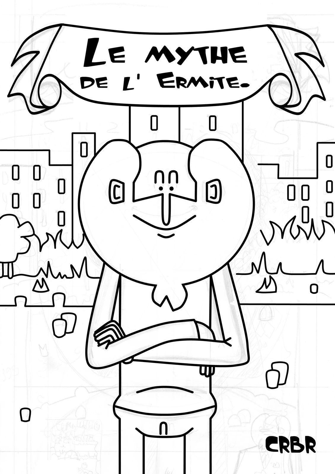 Le mythe de l' Ermite: Concours.