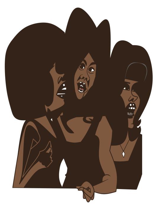 Travaux et Cie: The Supremes .