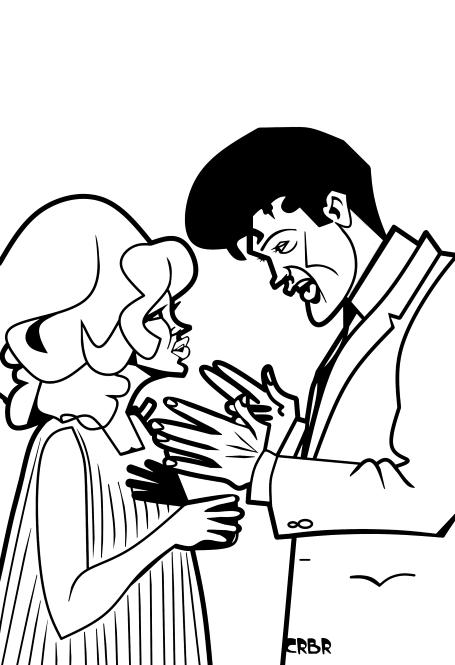 Elvis et Nancy Sinatra :