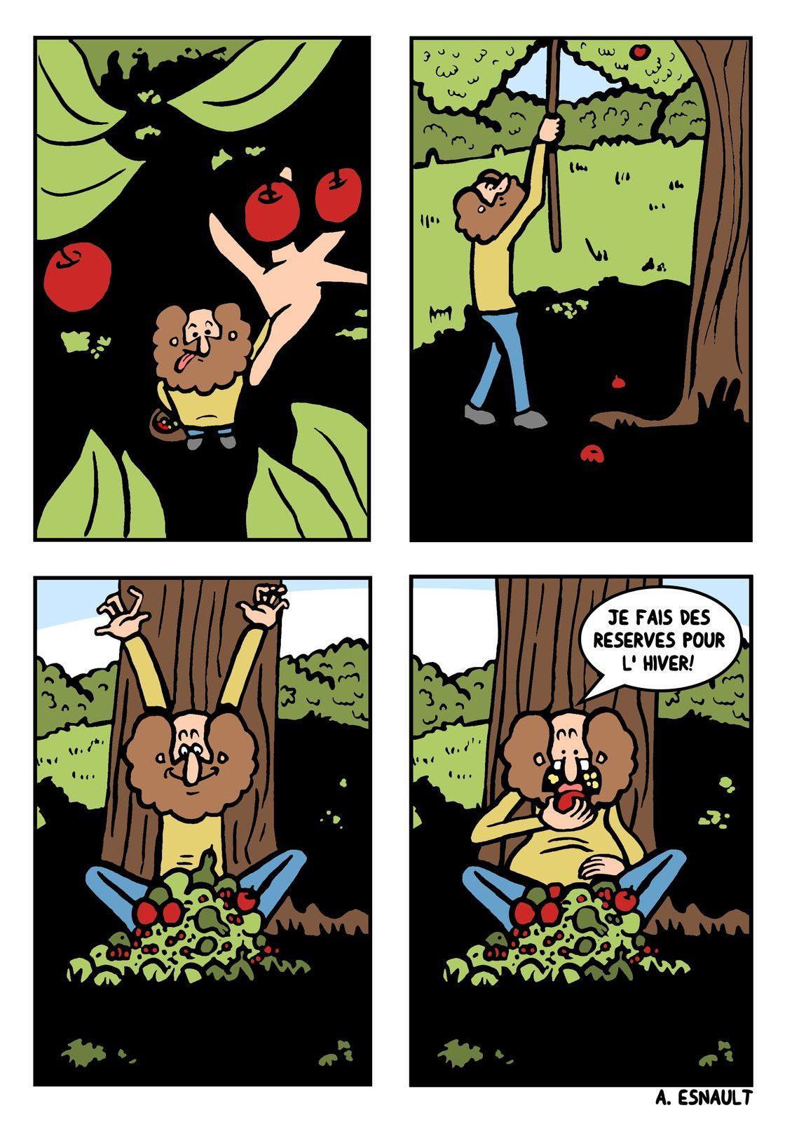 Le mythe de l' Ermite: