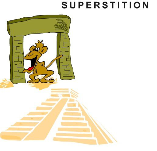 Are you superstitious ? Football superstitions !