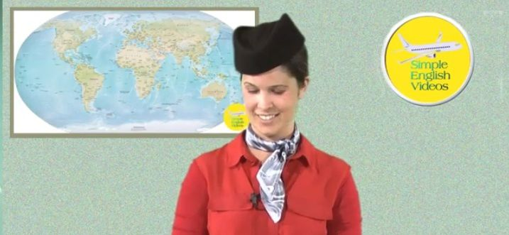 How to check in at an airport (video by Vicki Hollet)