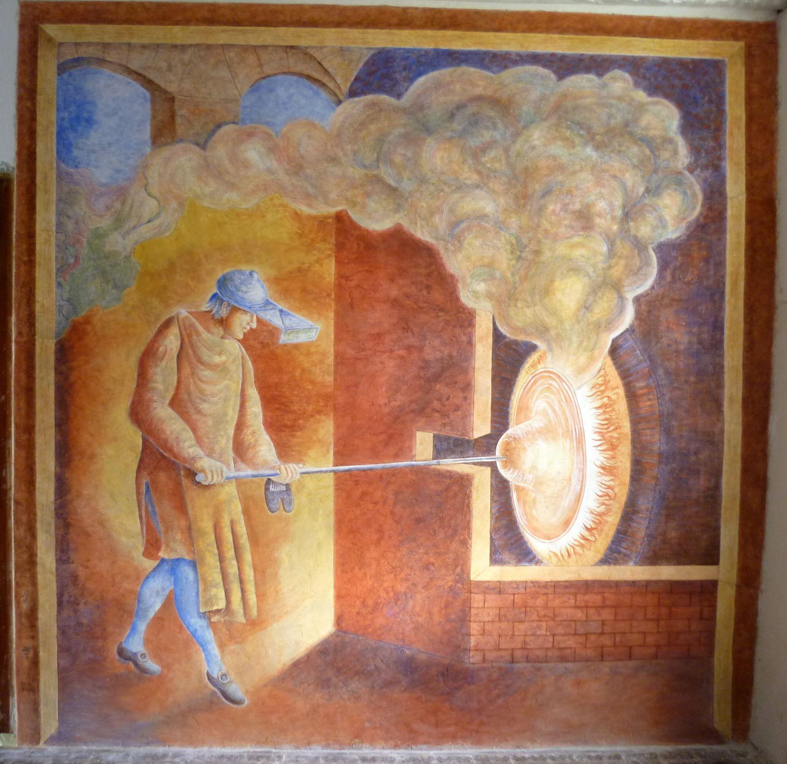 Nouvelle fresque à Cirey-sur-Vezouze