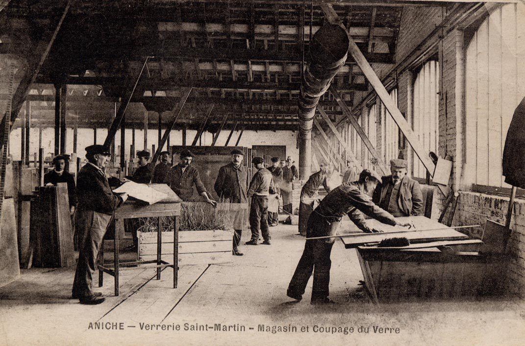 La verrerie Saint-Martin 1852-2008