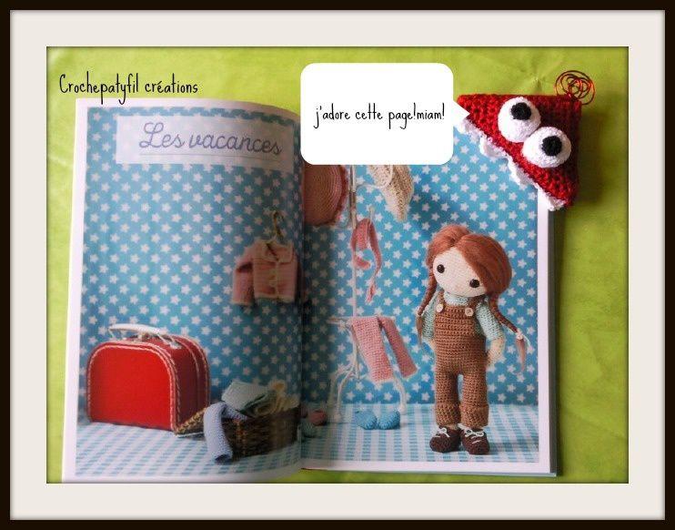 sérial crocheteuse 226: la couleur rouge