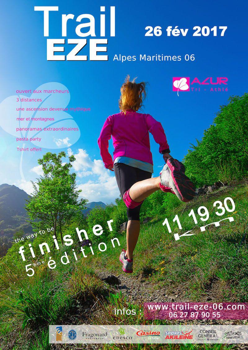 Trail d'EZE 2017