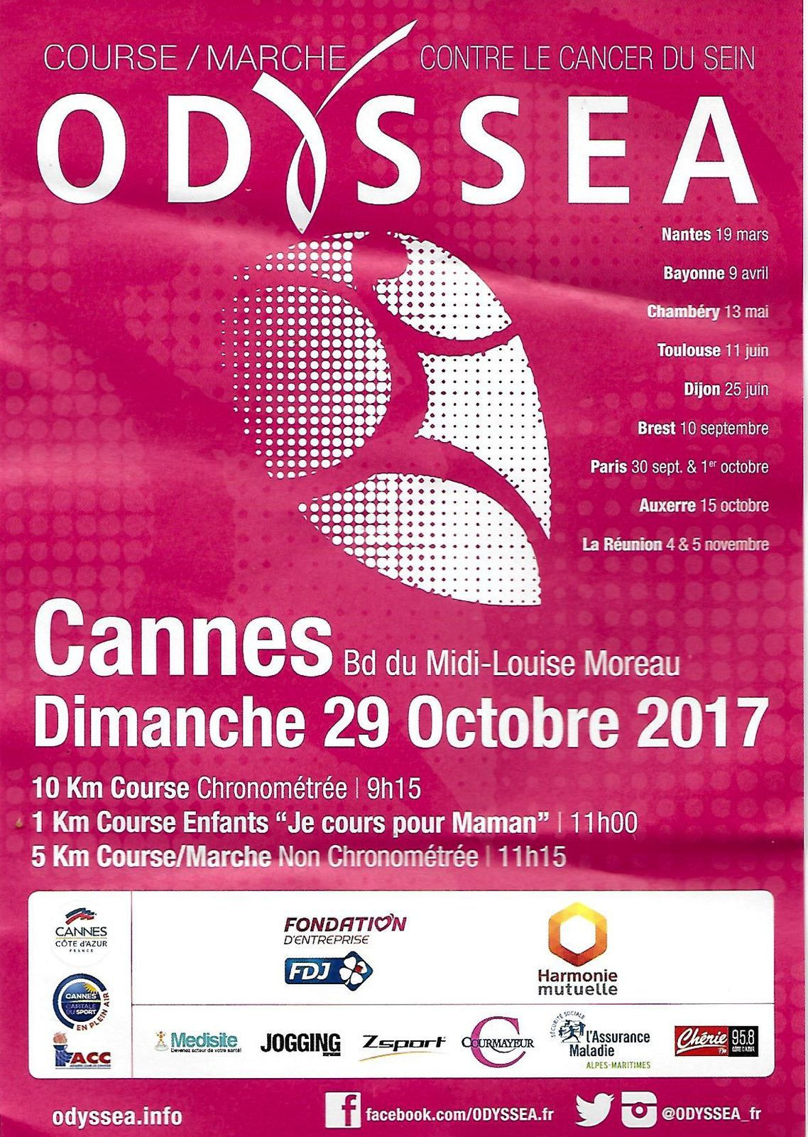 CANNES ODYSSEA 2017