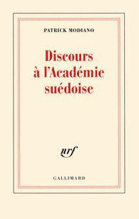 Discours à l'Académie suédoise : Patrick Modiano