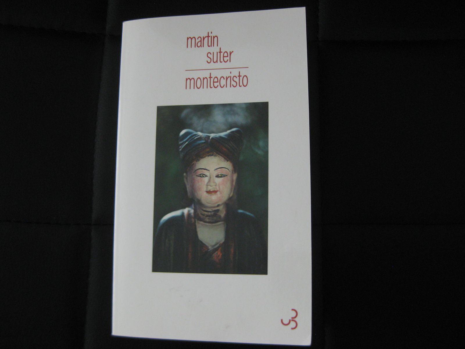 Montecristo : Martin Suter