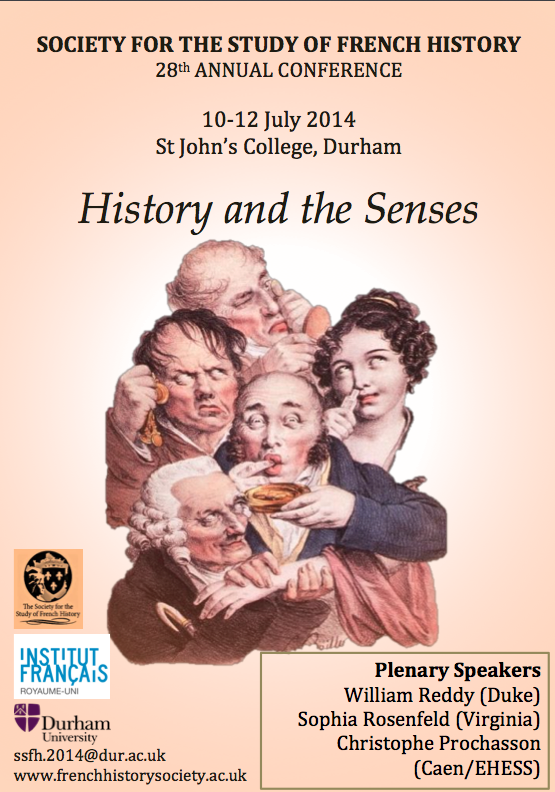 History and the Senses