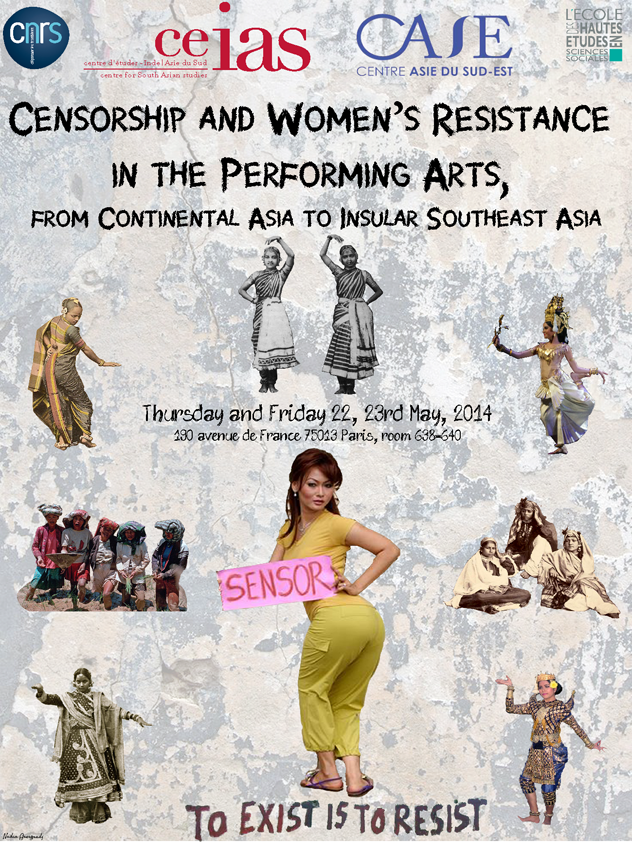 Censorship and Women Resistance in the Performing Arts, from Continental Asia to Insular Southeast Asia