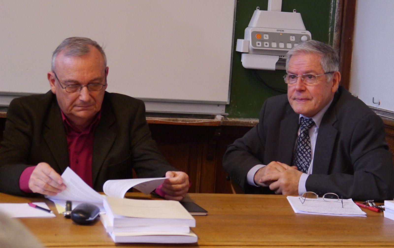 Sorbonne, 15 nov. 2014, soutenance d'HDR de madame la Présidente de la Société Française d'Ethnoscénologie (SOFETH)