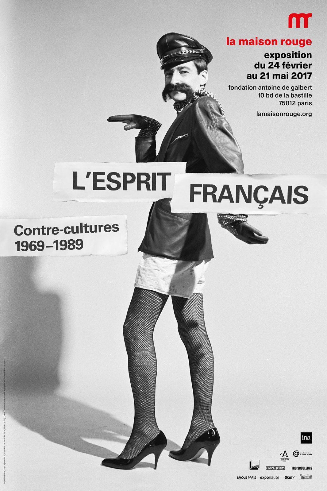 L'esprit français contre-cultures, 1969-1989