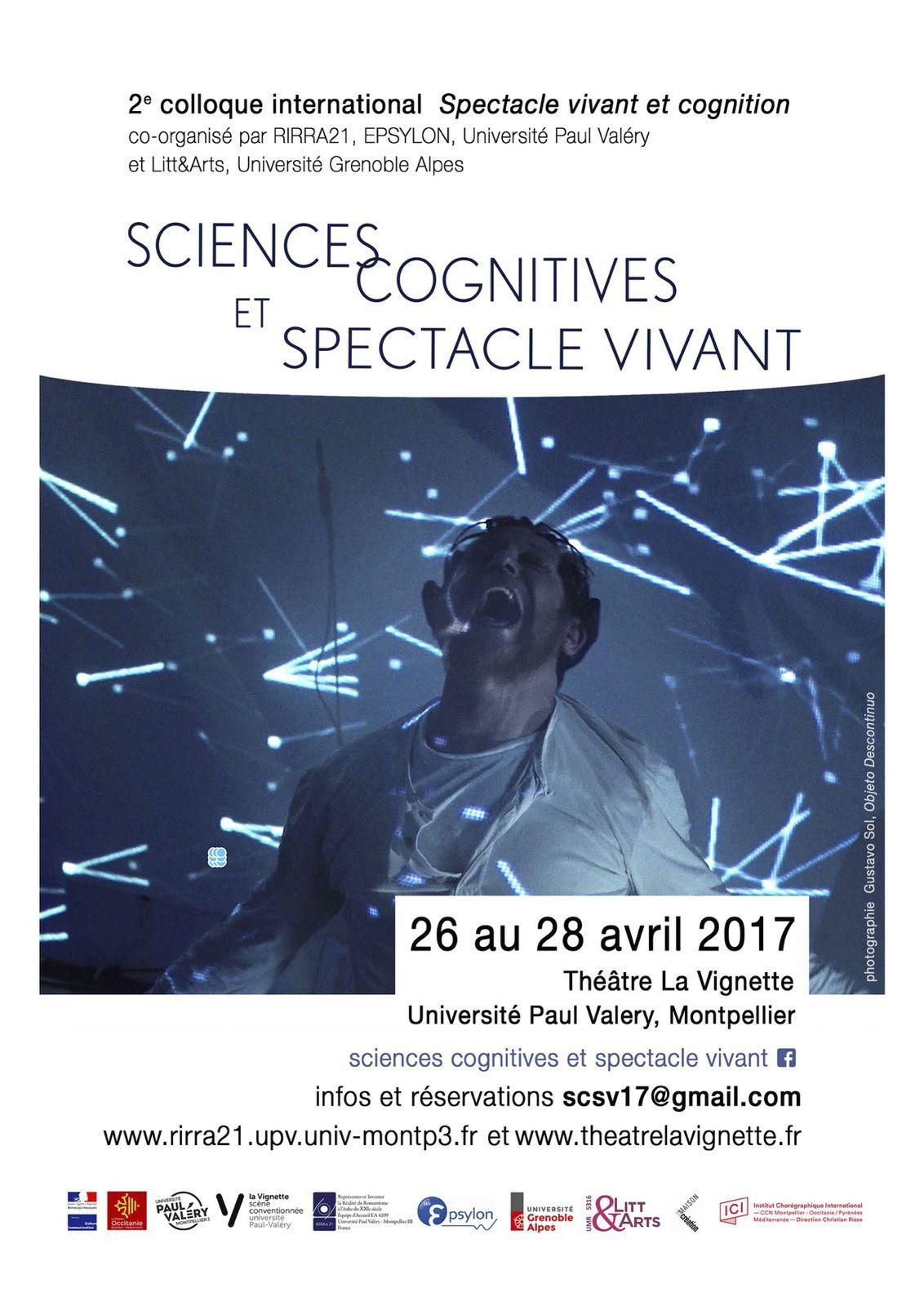 Sciences cognitives et spectacle vivant