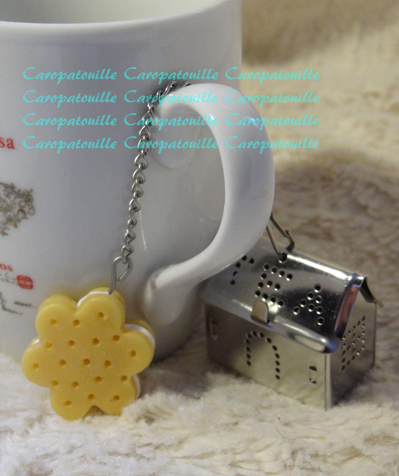 Déco de thé