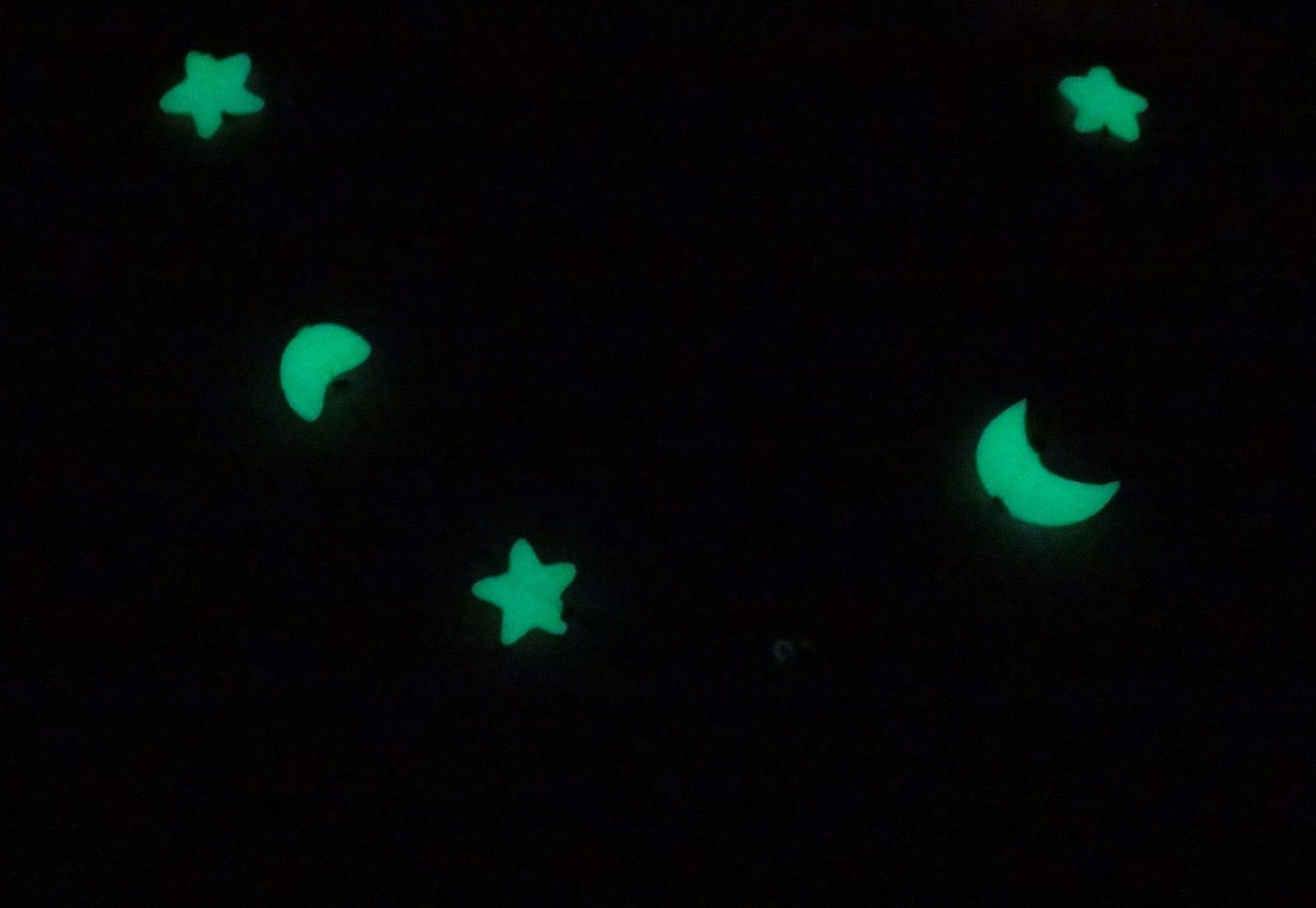 Collier tout doux phosphorescent