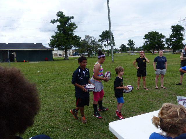 Jour de rugby ...