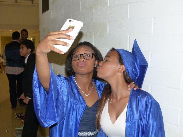 Lisa's graduation !!