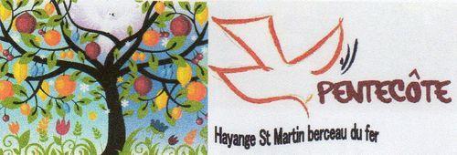 Annonces des messes du 9 au 15 mai