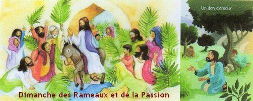 Annonces des messes du 3 au 9 avril 2017
