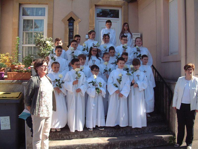 Dimanche 21 mai 2017 - Eglise St Joseph - Serémage-Erzange